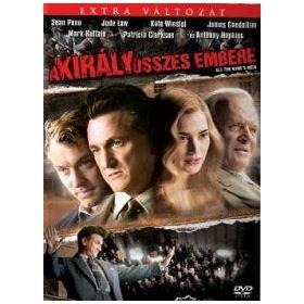 A király összes embere (Extra változat) (DVD)