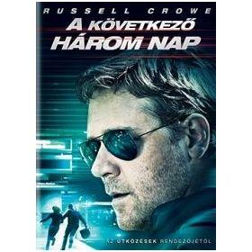 A következő három nap (DVD)