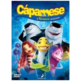 Cápamese (DVD) (DreamWorks gyűjtemény)
