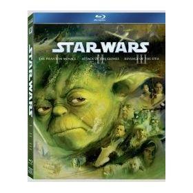 Star Wars - Az első trilógia (I-III. rész) (3 Blu-ray)