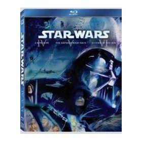 Star Wars - A klasszikus trilógia (IV-VI. rész) (3 Blu-ray)