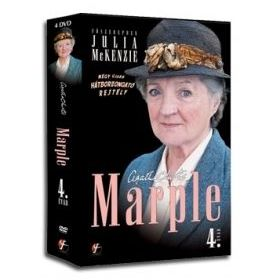 Agatha Christie: Miss Marple - 4. évad (4 DVD)