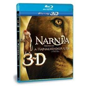 Narnia Krónikái: A Hajnalvándor útja (3D Blu-ray)