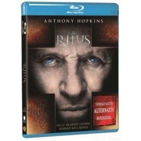 A rítus (Blu-ray)