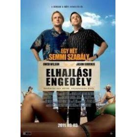 Elhajlási engedély (DVD)