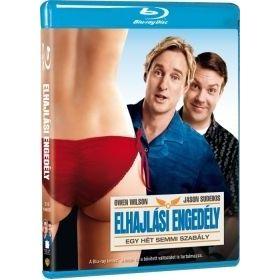 Elhajlási engedély (mozi- és bővített változat) (Blu-ray)