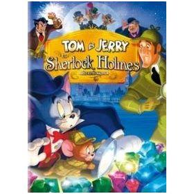 Tom és Jerry és Sherlock Holmes (DVD)