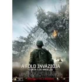 A Föld inváziója - Csata: Los Angeles (DVD)