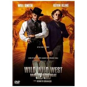 Wild Wild West - Vadiúj vadnyugat (szinkronizált változat) (DVD)