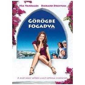 Görögbe fogadva (DVD)