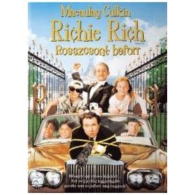 Richie Rich - Rosszcsont beforr (DVD)