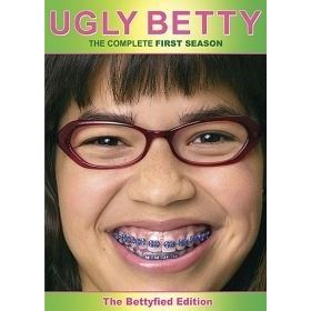 Ugly Betty - Címlapsztori - 1. évad (6 DVD)