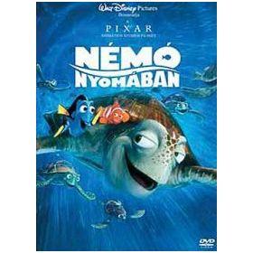 Némó nyomában (DVD)
