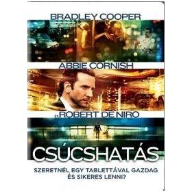 Csúcshatás (DVD)
