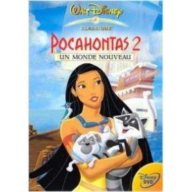 Pocahontas 2. - Vár egy új világ! (DVD)