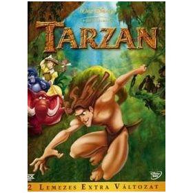 Tarzan (DVD) *2 lemezes -  Extra változat*