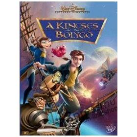 A kincses bolygó (DVD)