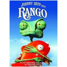Rango (bővített és moziváltozat) (DVD)