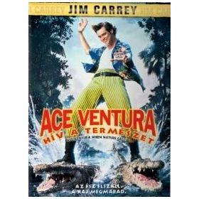 Ace Ventura: Hív a természet (DVD)