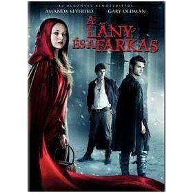 A lány és a farkas (DVD)