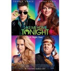 Szédületes éjszaka (DVD)