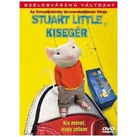 Stuart Little, kisegér 1. (DVD)