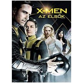X-men - Az elsők (DVD)