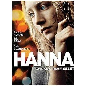 Hanna - Gyilkos természet (DVD)