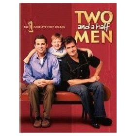 Két pasi meg egy kicsi - 1.évad (4 DVD)