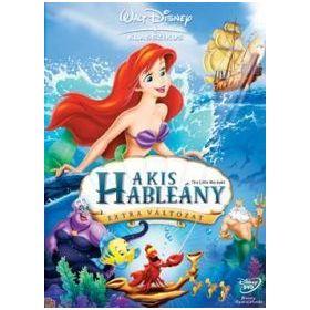 A kis Hableány *Új kiadás* (DVD)