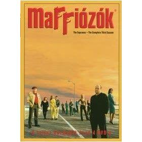 Maffiózók - 3. Évad (4 DVD)