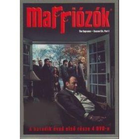 Maffiózók - 6. évad/1. rész (4 DVD)