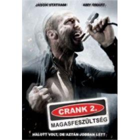 Crank 2.: Magasfeszültség (DVD)