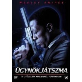 Ügynökjátszma (DVD)