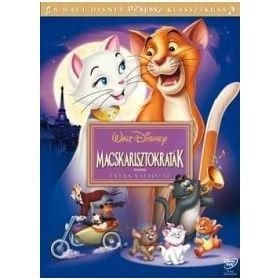 Macskarisztokraták (DVD)  *Extra változat*