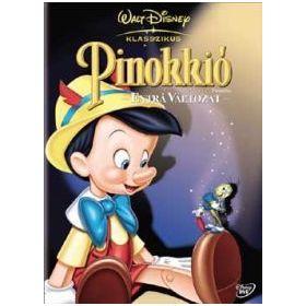 Pinokkió (Walt Disney) (DVD)