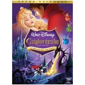 Csipkerózsika *Walt Disney - Jubileumi kiadás - Extra változat* (2 DVD)