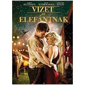 Vizet az elefántnak (DVD)