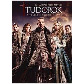 Tudorok - 3. évad (3 DVD)