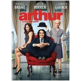 Arthur, a legjobb parti (DVD)