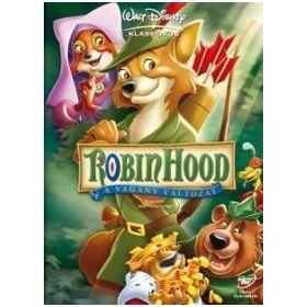 Robin Hood - A vagány változat (DVD)