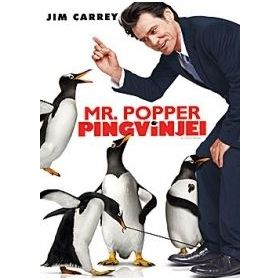 Mr. Popper pingvinjei (DVD)
