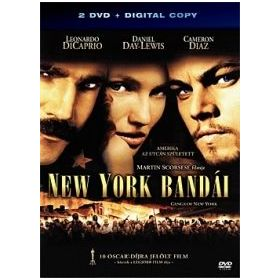 New York bandái (2 DVD)