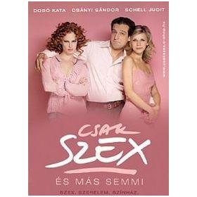 Csak szex és más semmi (DVD)