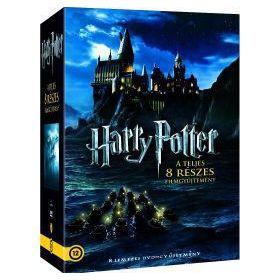Harry Potter - A teljes sorozat (8 DVD)