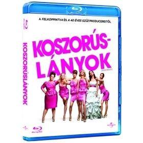 Koszorúslányok (Blu-ray)