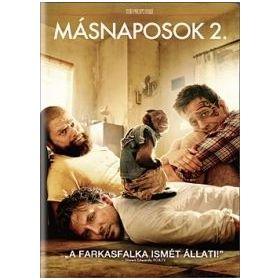 Másnaposok 2. (DVD)