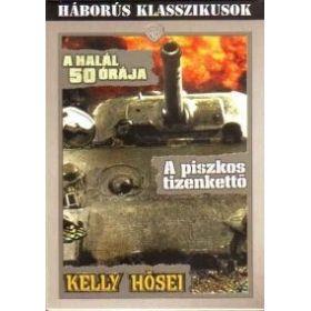 Háborús klasszikusok gyűjtődoboz (3 DVD) *A piszkos tizenkettő, Kelly hősei, Halál 50 órája*