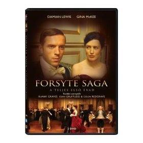 A Forsyte Saga - A teljes első évad (2 DVD)