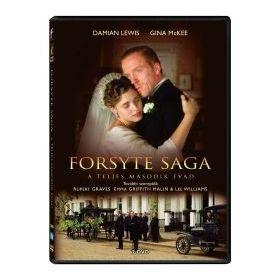 A Forsyte Saga - A teljes második évad (2 DVD)